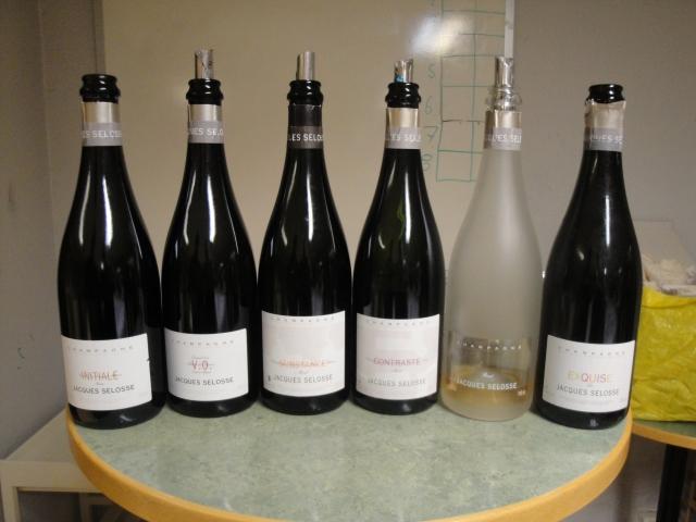 Selosse 20121206 flaskor