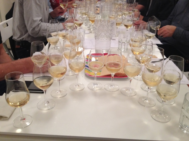 Vingårdsbetecknad champagne AuZone 20151001 glas